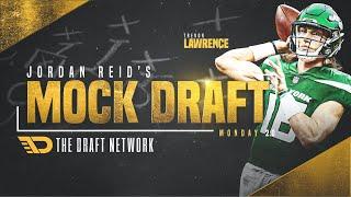 2021 NFL Mock Draft: Jordan Reid 2.0