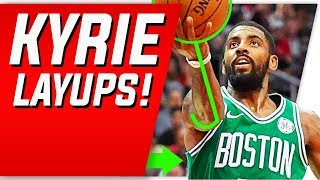 Kyrie Irving's Secret Keys to INSANE Layups