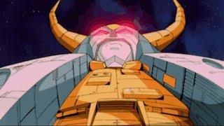 Transformers Unicron (Unicornisz) átalakul magyarul