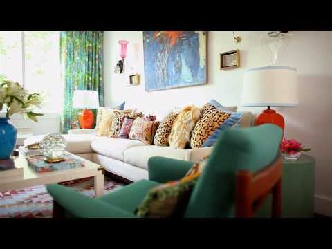 Apartment Decorating Ideas with Eddie Ross
