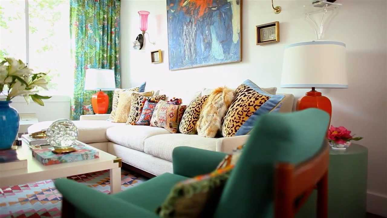 Apartment Decorating Ideas With Eddie Ross Youtube