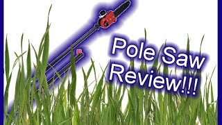 Trimmer Plus Pole Saw Attachment Review