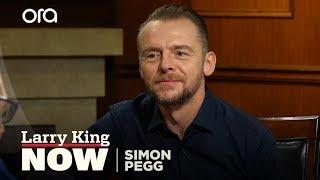 "Simon Pegg ""explains"" Tom Cruise"