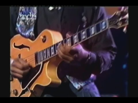 """Norman Brown - In Concert """" Ohne Filter Extra """" (1995)"""