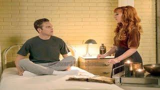 Supernatural 14x07 Promo Photos With A Twist | Rowena Heals Jack