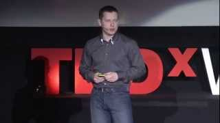 Robotic revolution in healthcare: Michał Mikulski at TEDxWarsaw