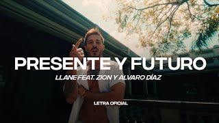 Llane Feat. Zion y Alvaro Díaz (Lyric Video) | CantoYo