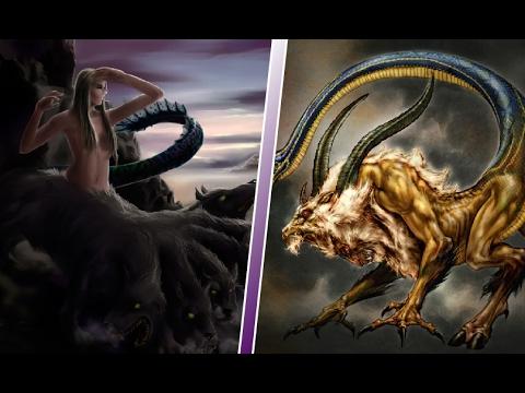 dioses y otros seres mitológicos griegos