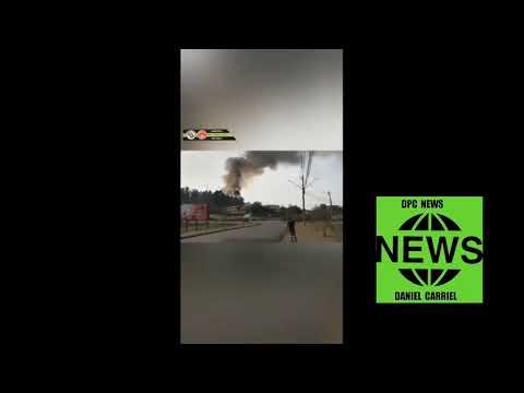 Avião de pequeno porte com 7 a bordo cai em mata em Piracicaba; vídeos