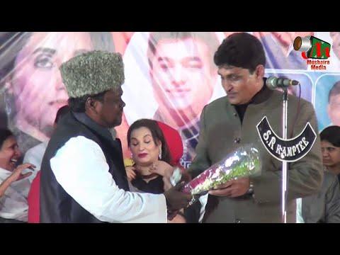 Kunwar Javed, Kamptee Mushaira, 26/01/2016, Org. ADIL VIDROHI, Nagpur, Mushaira Media