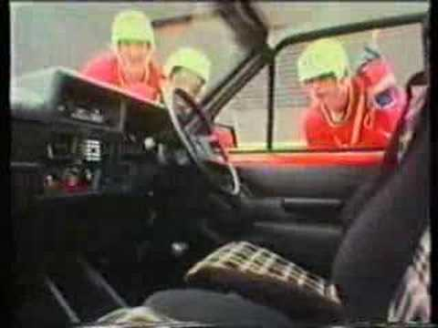 Vauxhall Nova Corsa A 1988 video advert werbung