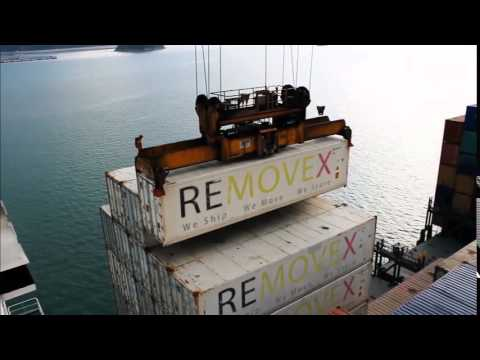 REMOVEX Container Shipping