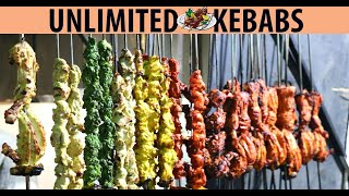 Unlimited Kebabs at Chennai