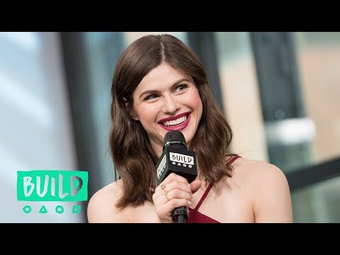 Alexandra Daddario Talks About Her Netflix Film,