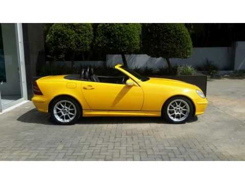 2000 MERCEDES-BENZ SLK-CLASS 320 Auto For Sale On Auto Trader South Africa