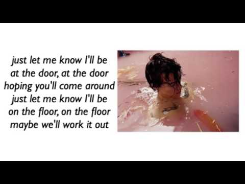 harry styles - meet me in the hallway ; lyrics