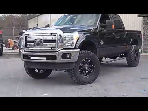 """2015 Ford F150 King Ranch >> 2013 FORD F250 with 6"""" Procomp Stage 2 Lift - 4x4 Walkaround - YouTube"""