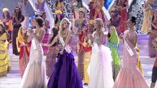 Miss World 2013 Final - Blue