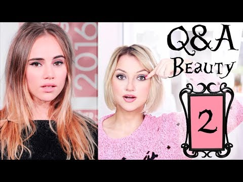 BEAUTY Q&A 2 - MY AGE, ICONIC MAKEUP..