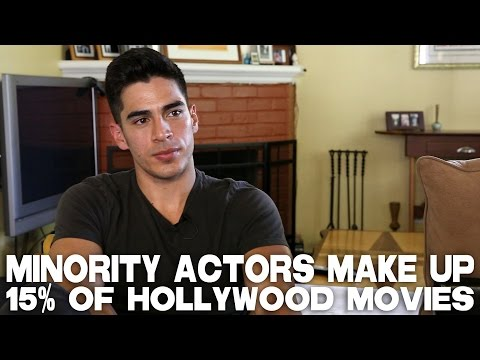 Minority Actors Make Up 15% Of Hollywood Movies by Michael Galante