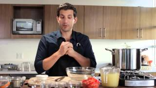 Blt Soup Recipe  Bacon And Tomato Soup With Braised Greens