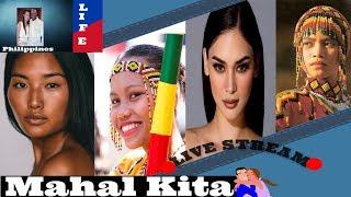 THE MANY FACES OF A FILIPINA