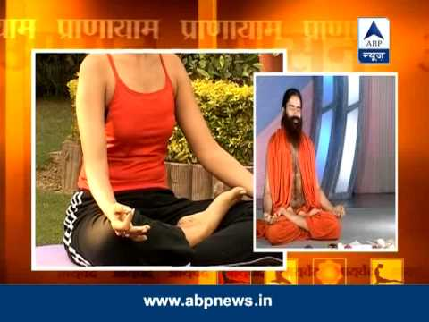 baba ramdev's yog yatra exercises to get cure from piles