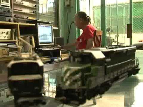 Người sưu tầm xe lửa nhiều nhất Việt Nam