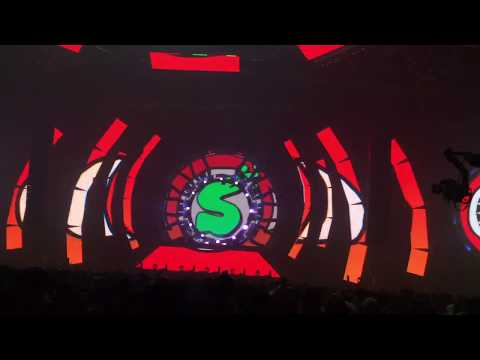 Slushii Full Set @ Spacejam (Bangkok, Thailand) 12/05/2017