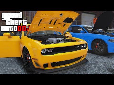 GTA 5 Roleplay - DOJ 76 - Car Meet (With Street Races)