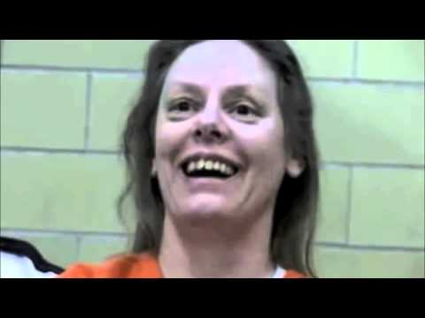 Aileen Wuornos - Totally Insane A Day Before Her Execution