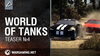 World of Tanks. Teaser №4(World of Tanks is a team-based massively multiplayer online game dedicated to armored warfare in the mid-20th century. Throw yourself into epic tank battles ..., 2010-07-08T10:51:20.000Z)