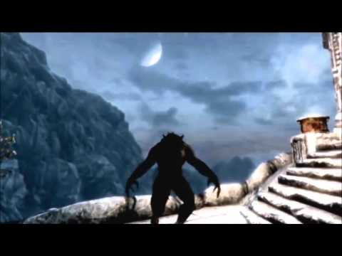 ~ Skyrim Werewolf Music Video - Monster ~
