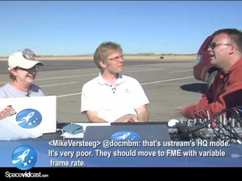 Interview with John Carmack of Armadillo Aerospace at NGLLC