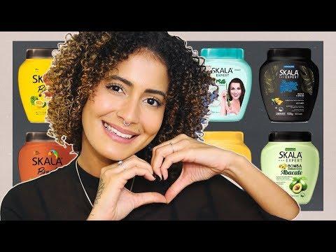 MELHORES SKALA PARA CADA FUNÇÃO: Co-wash UCPE Máscara Finalização