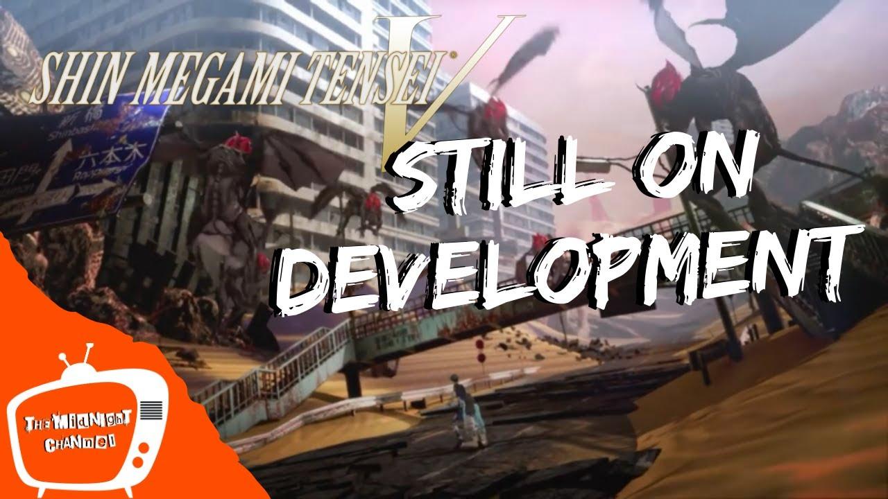 Atlus Announces 'Shin Megami Tensei V' And 'Shin Megami Tensei ...