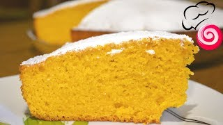 Морковный пирог на раз-два-три (в блендере)