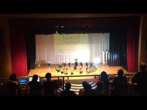 Campus Dance Drive Year 3- SinAg Pop Dance Crew