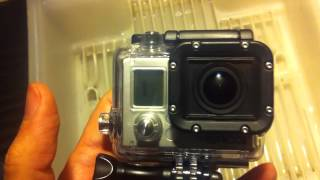 GoPro Error Alerte Temperature