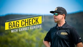 Bag Check: Garrett Gurthie