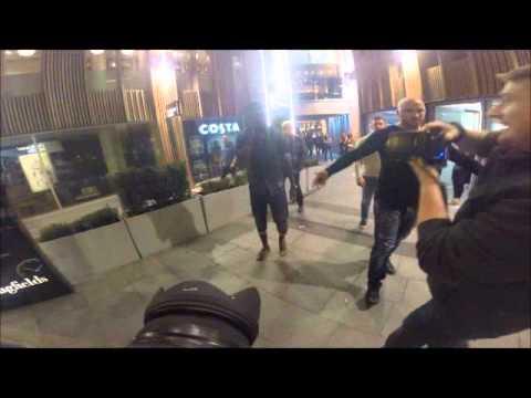 Mario Balotelli Seen Leaving The Neighbourhood Bar In Manchester