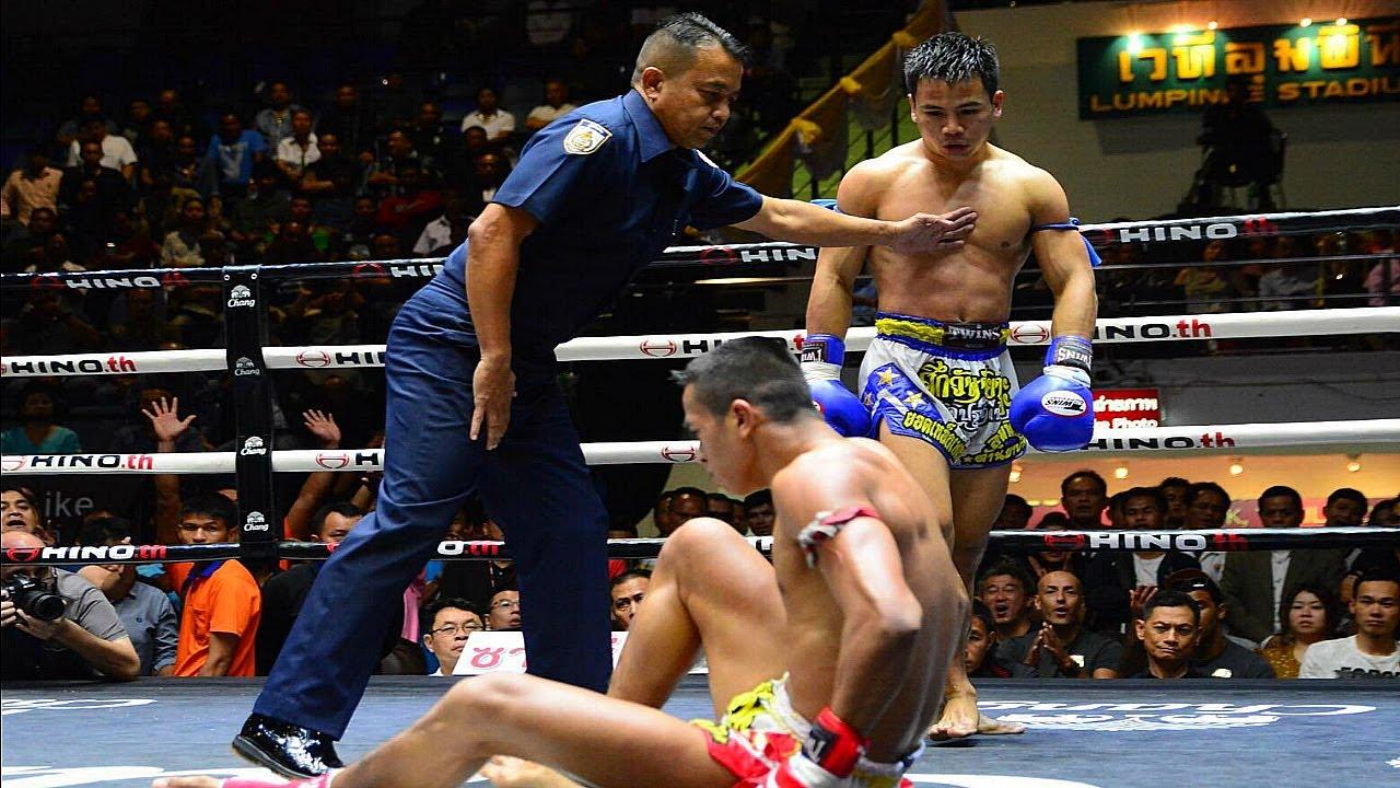 Yodlekpet Or. Pitisak's Best Finishes (ยอดเหล็กเพชร อ.ปิติศักดิ์) | Muay Thai
