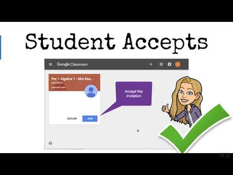 Adding Students To Google Classroom (2018)