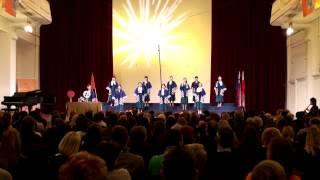 Minao Shibata: Oiwake-bushi-ko- Harmonia Ensemble Tokyo, Japan