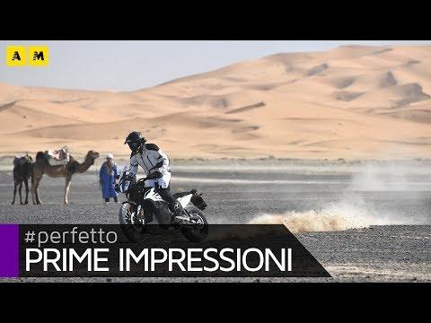 KTM 790 Adventure TEST in Morocco [ENGLISH SUB]