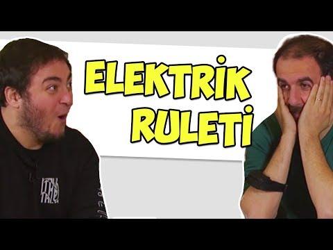 Elektrik Ruleti - En Gergin Kapışma