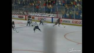 NHL 2K6 Xbox Gameplay - Goal! 2