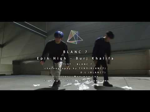 [블랑세븐] BLANC7-TENO&D.L Dance Performance