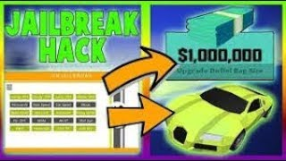 NEW! Money Hack Car Hack Speed Teleport in Jailbreak Roblox 30 September