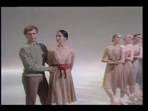 Baryshnikov dances Sinatra and more (  Ballet from A to Z by Mikhail Baryshnikov)